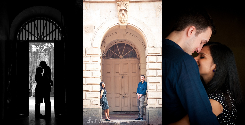 Mumbai Couple Portraits