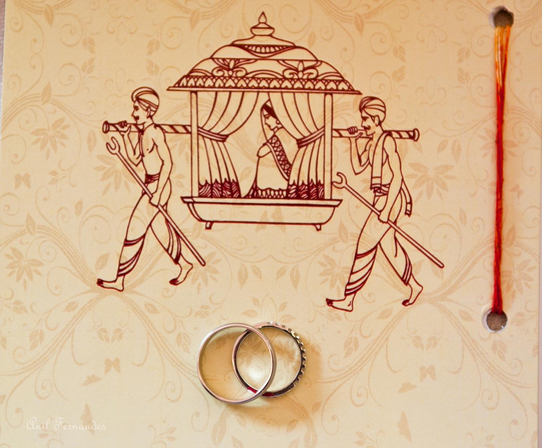 Mumbai Hindu Wedding Rings