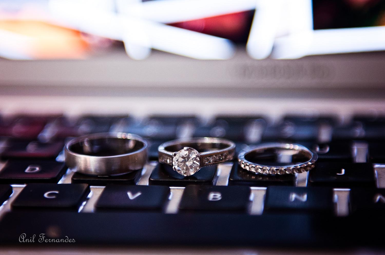 NaviMumbai Hindu Wedding rings