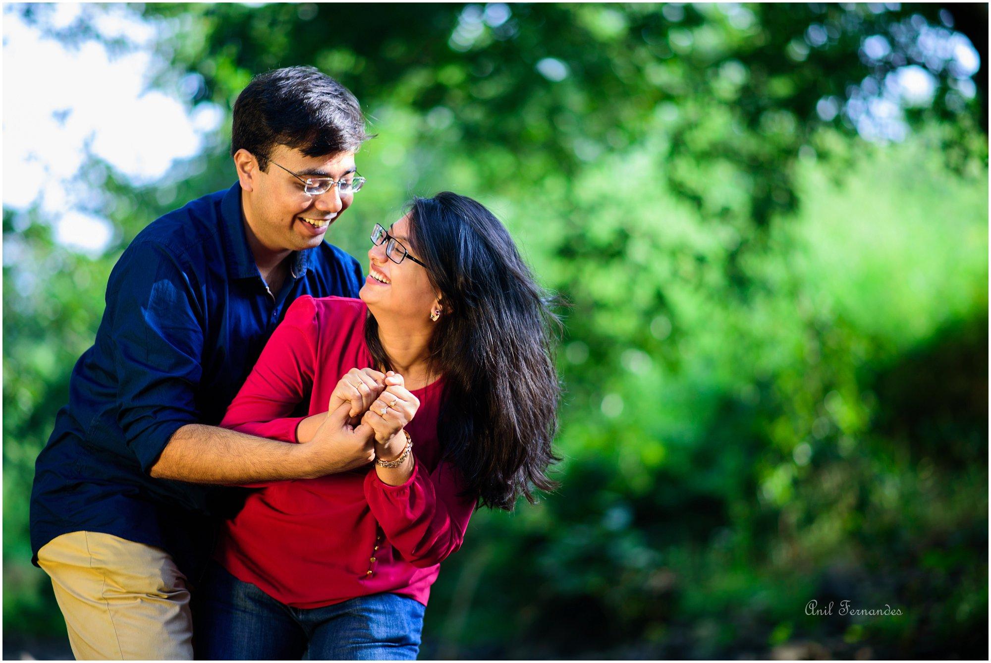 Mumbai pre-wedding photographer