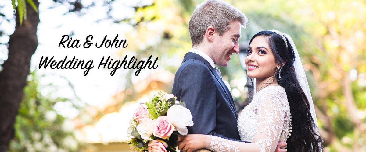Catholic Wedding Video Highlight